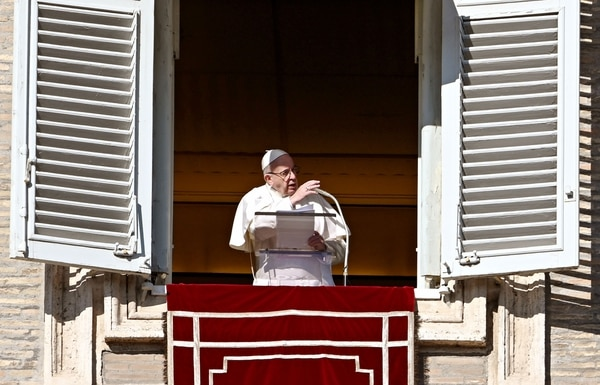 """""""La Santa Sede y toda la Iglesia están trabajando para combatir y prevenir tales crímenes y su ocultamiento"""