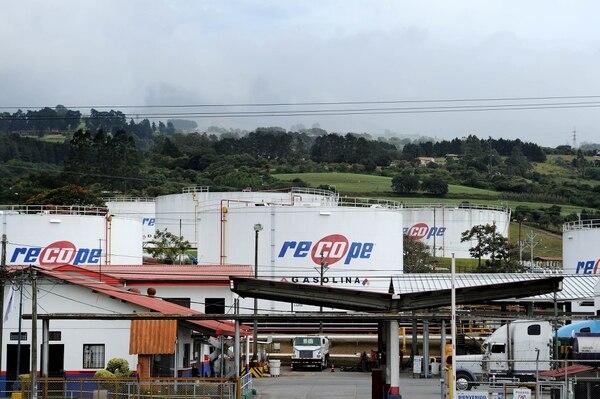 El Gobierno presentó a la Asamblea Legislativa un proyecto de ley para que Recope investigue, desarrolle y venda nuevas energías alternativas sin monopolio, en condiciones de libre mercado. Foto: Melissa Fernández.