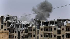 CIA pone fin al programa de ayuda a rebeldes sirios