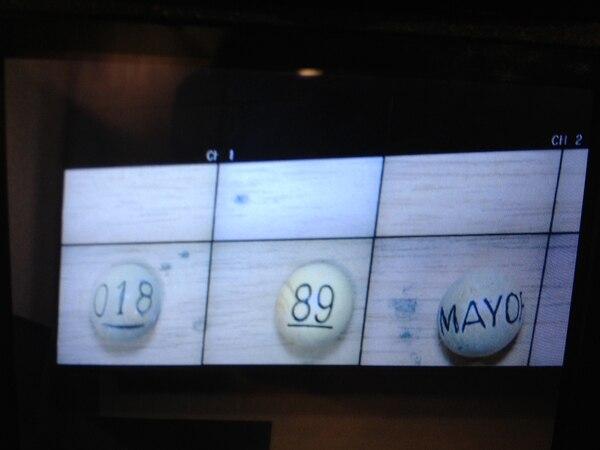 El sorteo se realizó a las 7 p. m. en la sede de la Junta, en San José.