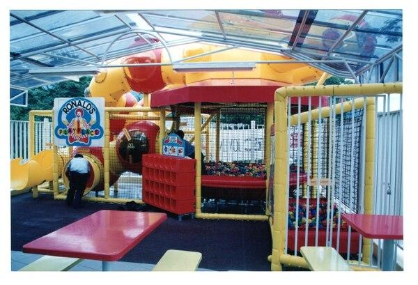Los playplace se han cpnvertido en un icono a lo largo del tiempo. El primero se inauguró en 1972 en el restaurante de La Sabana. Ahora por la pandemia están cerrados. Foto: McD para LN
