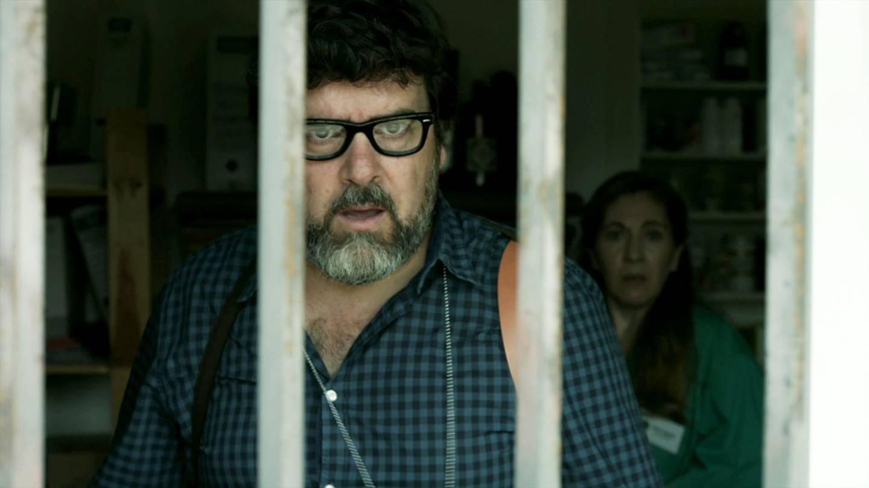 El actor Fernando Soto interpreta al subinspector Ángel Rubio en 'La casa de papel'. Fotografía: Antena 3 para La Nación