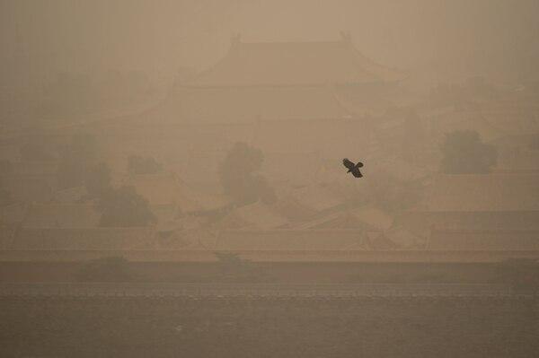 La Ciudad Prohibida, en Pekín,