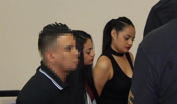 Las hermanas Ruth y Dayana Gaytán Ramírez, de 23 y 21 años, fueron condenadas a 25 años de prisión en los Tribunales de Justicia de Limón.