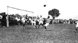 Breve historia del fútbol costarricense (en cinco anécdotas)