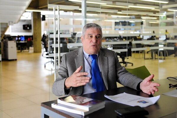 20/11/2018. Tibás, Grupo Nación. Entrevista a Dr. Peter E. Tarlow, consultor en Turismo. Fotos Melissa Fernández