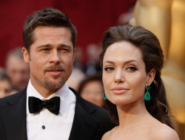 Brad Pitt y Angelina Jolie de nuevo juntos en la gran pantalla con 'By the sea'.