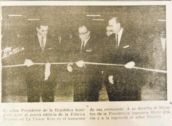 La cooperativa Dos Pinos celebró ayer 10 años de su fundación con una fiesta especial. | ARCHIVO