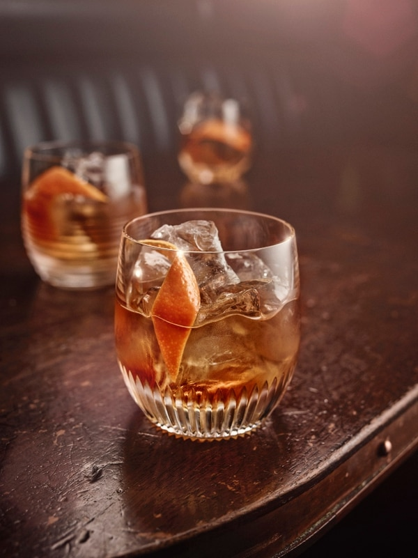 Coctel Bulleit Old Fashioned