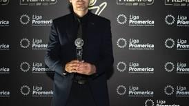 Ocho premios en la gala de la Unafut mitigan el dolor de los rojinegros