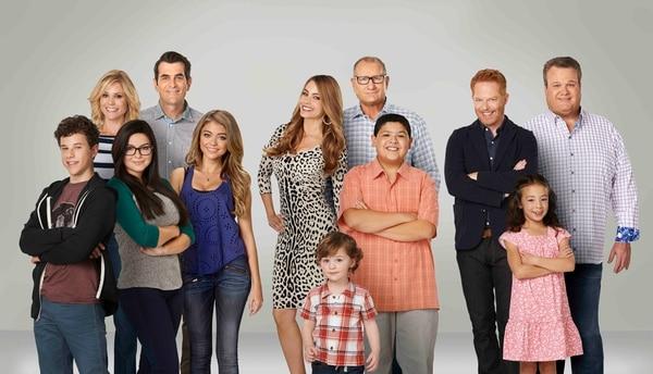 'Modern Family': vuelve la familia más graciosa