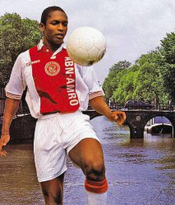Froylán Ledezma cuando llegó al Ajax de Holanda. Fotografía: Archivo