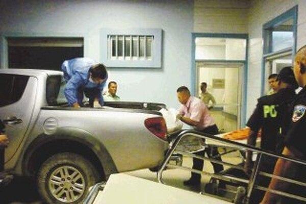 30/08/2012. Un motociclista de 57 años de edad identificado como Eduardo Dávila Álvarez, murió la tarde de ayer en la clínica de Batán producto de un choque contra una vagoneta. La colisión se dio a eso de las 5 p.m.