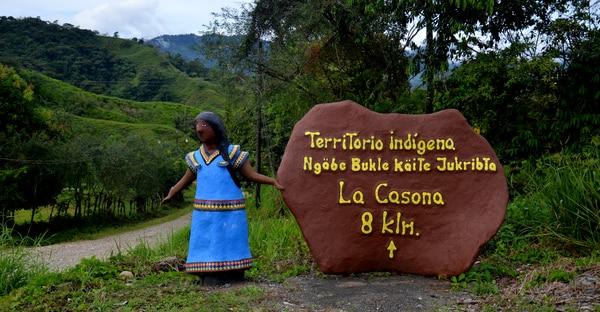 Reserva indígena La Casona, San Vito de Coto Brus
