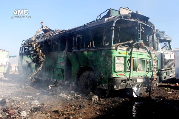 Los bombardeos aéreos del ejército sirio en la zona de Alepo, al norte de Siria dejaron unos 300 muertos en ocho días.