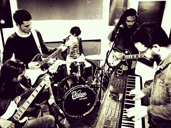 La banda Doppler se asoma en la escena nacional con una propuesta Rock groove de música original. Cortesía de Dopler.