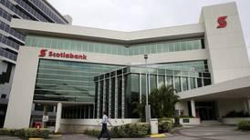 Scotiabank se propone acortar distancias con el BAC en el negocio de tarjetas