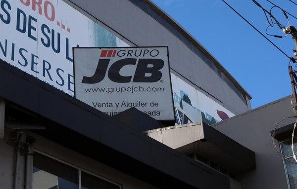 El Grupo JCB es el conglomerado empresarial del importador de cemento chino, Juan Carlos Bolaños Rojas. Foto: Alonso Tenorio.