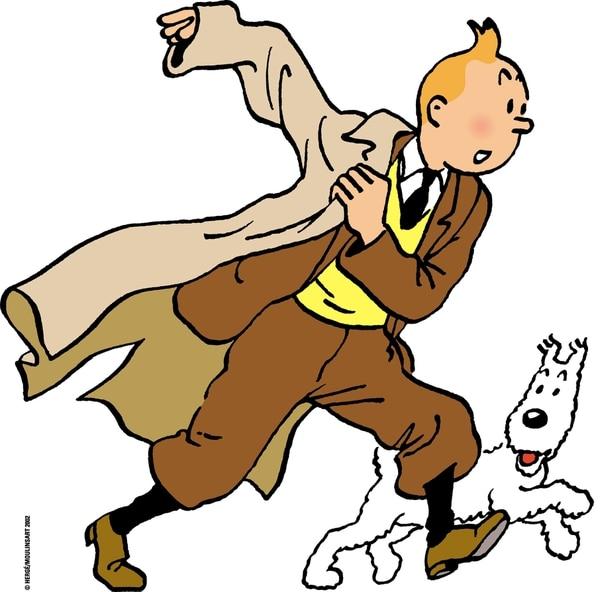 El dibujo, realizado con lápiz por el propio Hergé, y no uno de los dibujantes de los estudios Hergé, está valorado en entre 200.000 y 250.000 euros.