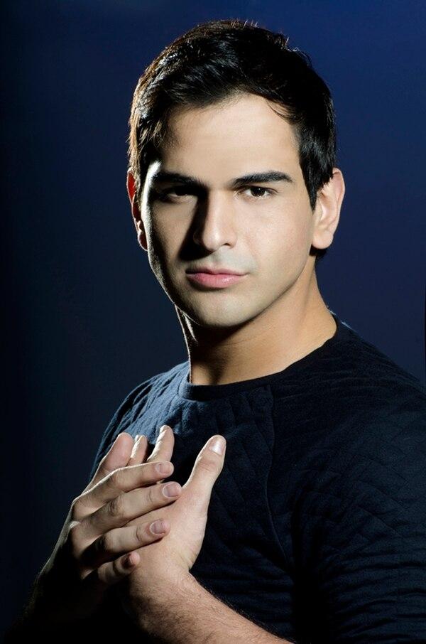 El cantante Alejandro Palacio ahora se dedica a su carrera como solista. | REPRETEL PARA LN.