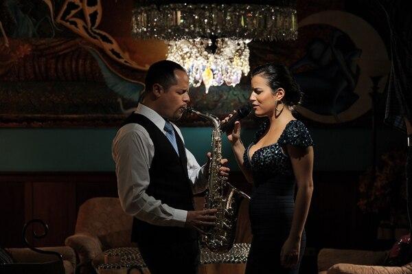 Vozax. Geovanny Escalante y Ana María Roldán. Cortesía Vozax