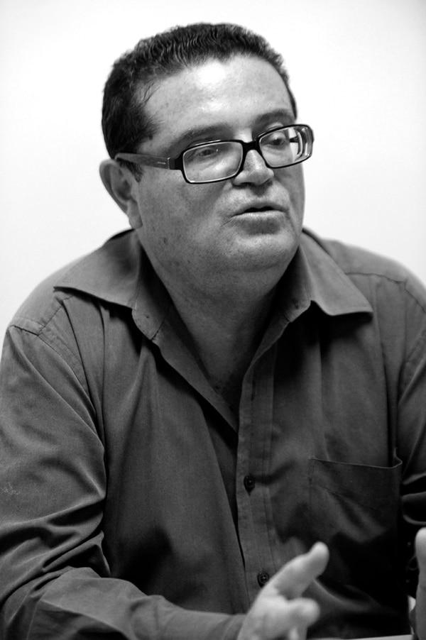 Rodolfo Ulloa, secretario general del Frente Amplio.