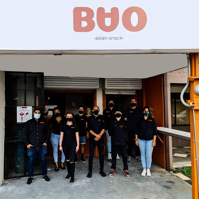 Para el restaurante en La Sabana, la cadena de comidas contrató a seis personas.