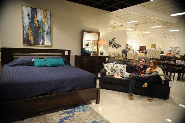 La tienda cuenta con estancias con un ambiente acogedor, que hacen que el visitante se sienta como en casa/ Foto: Diana Méndez.