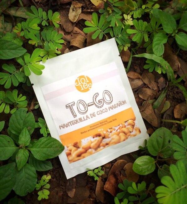 Jolie's es una empresa costarricense que vende mantequilla de maní y otras semillas.