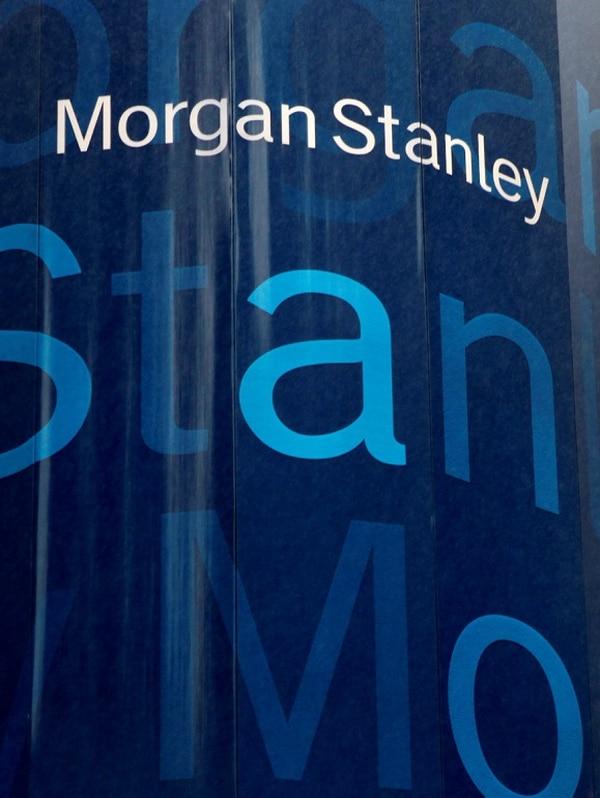 El banco estadounidense Morgan Stanley anunció los resultados del primer trimestre del año
