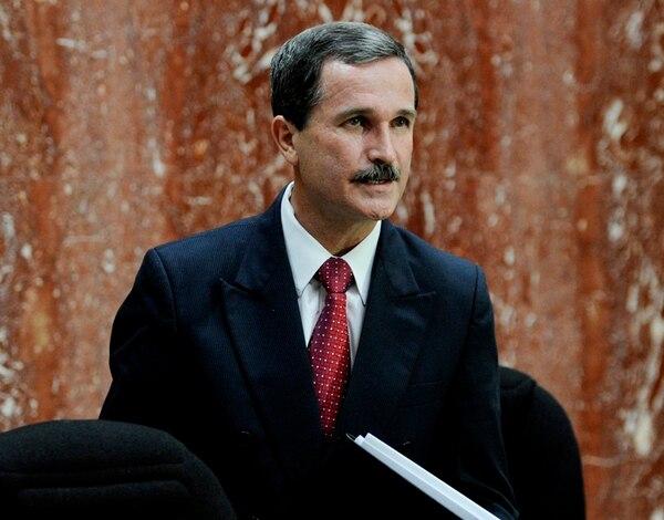 El magistrado Óscar González enfrenta un proceso de destitución en el Congreso y una acusación penal en el Ministerio Público. | ARCHIVO
