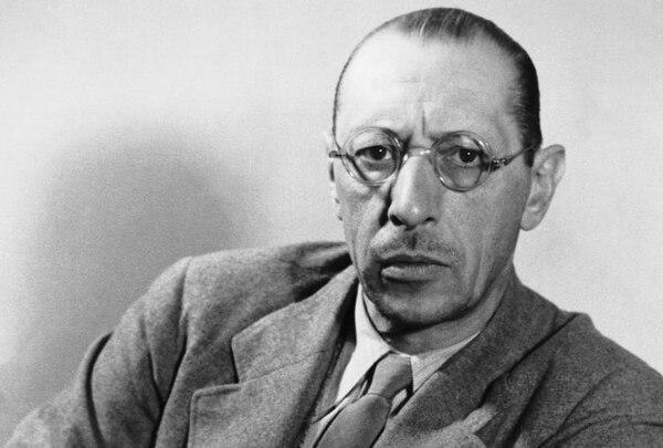 El concierto presentará dos obras del maestro Igor Stravinsky. Foto: WikiCommons