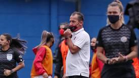 Wílmer López al perder con las leonas de Alajuelense: 'La cuadrangular apenas está empezando'