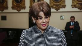 Magistrada Roxana Chacón cuestiona declaraciones del director del OIJ sobre protocolo para atender desapariciones de mujeres