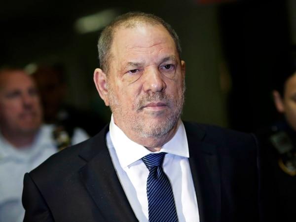 Harvey Weinstein tendrá que enfrentar a la justicia por un caso relacionado a una actriz famosa. AP Photo/Archivo
