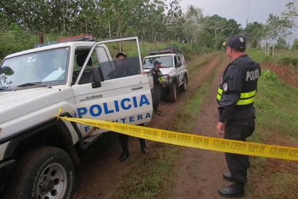 El sitio donde se halló el cuerpo es muy solitario. | CARLOS HERNÁNDEZ