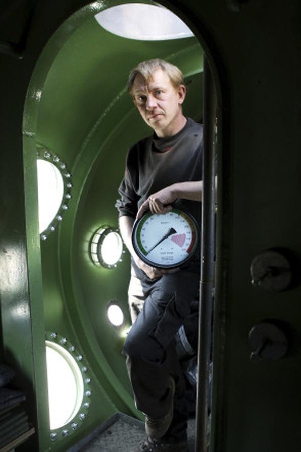 Un día después de la desaparición de Kim y del hundimiento del Nautilus, Peter Madsen fue rescatado por la policía danesa. De inmediato, se iniciaron los interrogatorios.   FOTO: AFP