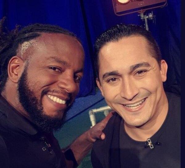 Víctor Núñez y Yosimar Arias compartieron este miércoles por la noche en un Instagram Live que terminó en polémica. Fotografía: Archivo LN