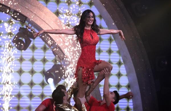 Johanna Solano participó en la edición 2018 de 'Dancing with the Stars' programa del que salió triunfadora. Fotografia: Graciela Solís.