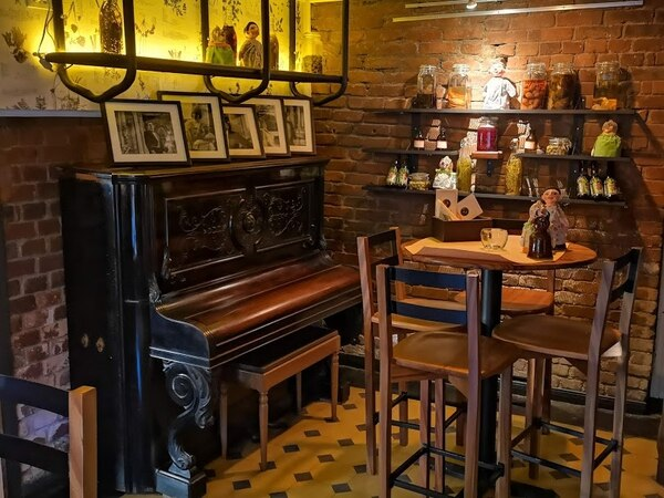 Un piano de más de 100 años. Foto: Osvaldo Calderón