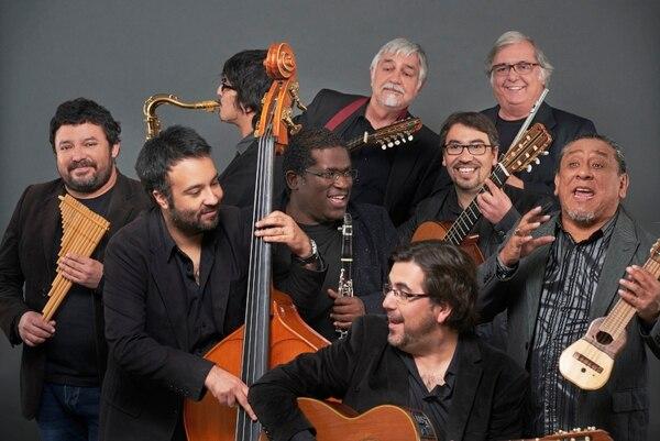 La agrupación nació en 1967, inspirada en la música de Violeta Parra y Víctor Jara.