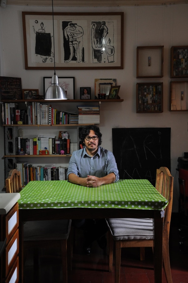 Luis Chaves presentará su libro más reciente este jueves 20 de julio.