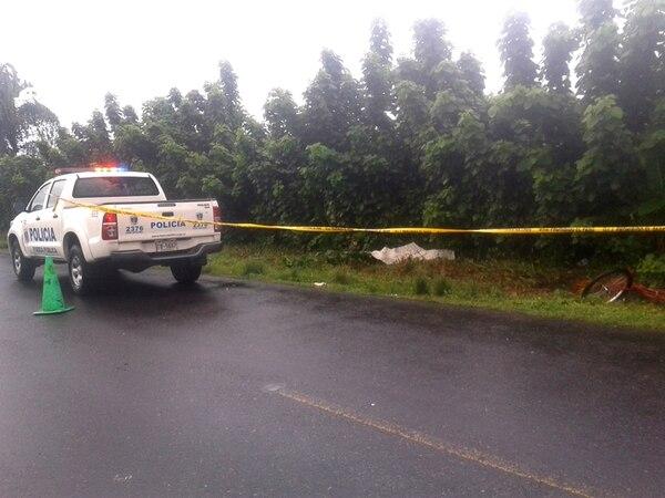 Un auto que fugó mató a un ciclista en Batán. | ALEJANDRO NERDRICK