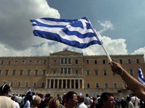 Protestas en Atenas, Grecia contra las medidas de austeridad del gobierno. | AFP.
