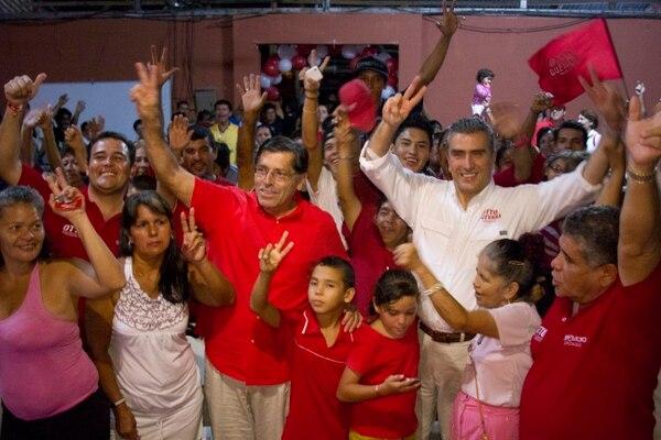 Otto Guevara se encuentra este sábado en la zona sur de Costa Rica