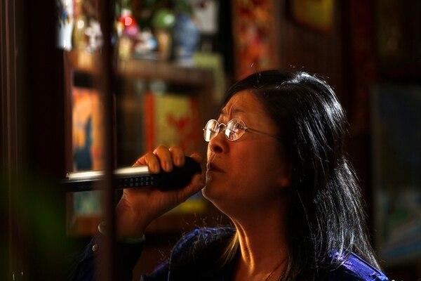"""""""Si yo me voy a China, ya no sabría qué hacer. Ya tengo muchos años aquí. Y si no hay trabajo, no hay comida"""", afirma Jessi."""