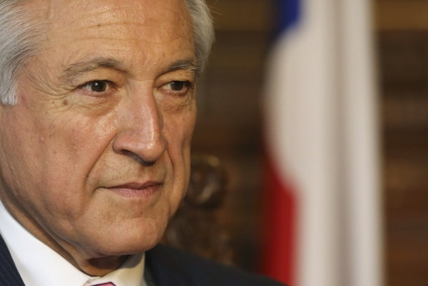 Las declaraciones las brindó el canciller chileno Heraldo Muñoz