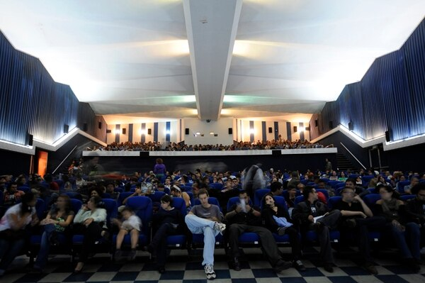 El cine Magaly será sede de la quinta edición del Festival Shnit. Los precios de los boletos y demás detalles se anunciarán en setiembre. | ARCHIVO