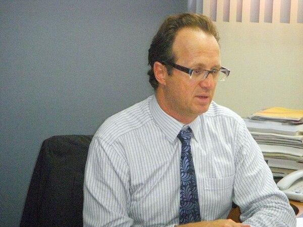 Luis Mesalles es gerente de la empresa La Yema Dorada. | ARCHIVO