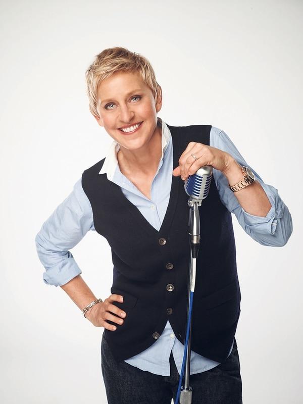 La comediante Ellen DeGeneres es fan del juego.Foto: Archivo.